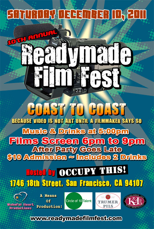 RMFF Comes to San Francisco
